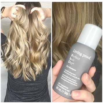 Photo of Living Proof Healthy Hair Dry Shampoo uploaded by Taylor C.