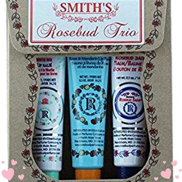 Photo of Rosebud Perfume Co. Lip Balm Trio uploaded by Daloosh I.
