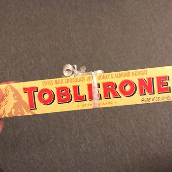 Photo of Toblerone Swiss Milk Chocolate uploaded by Sarah O.