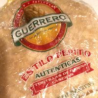 Guerrero® Estilo Pepito Flour Tortillas 10 ct Bag uploaded by Sarah O.