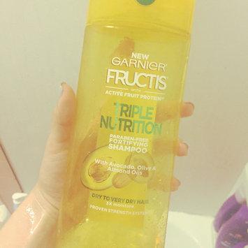 Photo of Garnier Fructis Triple Nutrition Shampoo uploaded by Ciprianna G.
