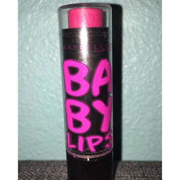 Photo of Maybelline Baby Lips® Moisturizing Lip Balm uploaded by Katie M.