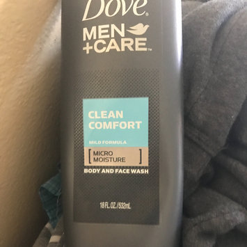 Photo of Dove Men+Care Clean Comfort Body And Face Wash uploaded by Melissa D.