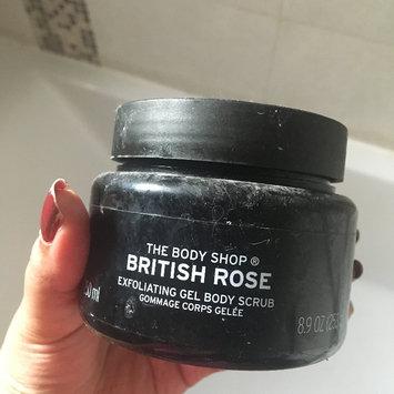 Photo of The Body Shop British Rose Exfoliating Gel Body Scrub uploaded by Shruti K.