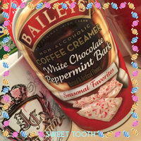 Baileys® Non-Alcoholic White Chocolate Peppermint Bark Coffee Creamer 32 fl. oz. Bottle uploaded by Wendy C.