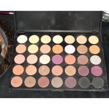 Photo of Morphe 35N 35 Color Matte Eyeshadow Palette uploaded by Samia J.