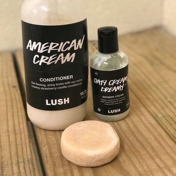 Photo of LUSH American Cream Conditioner uploaded by Emily A.