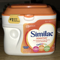 Similac Sensitive® Infant Formula uploaded by Alisha R.