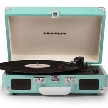 Photo of Crosley Cruiser Portable Turntable - Black (CR8005A-BK) uploaded by Kathy C.