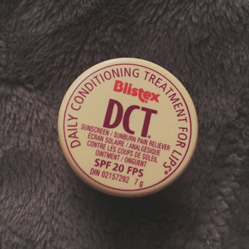 Photo of Blistex DCT Daily Conditioning Treatment, SPF 20 uploaded by Nicole M.