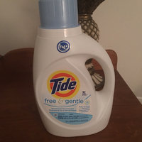 Tide Free and Gentle Liquid Laundry Detergent uploaded by Samantha G.
