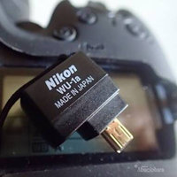 Nikon WU-1b Wireless Mobile Adapter for Nikon D600 DSLR Camera - uploaded by Ely✨ E.