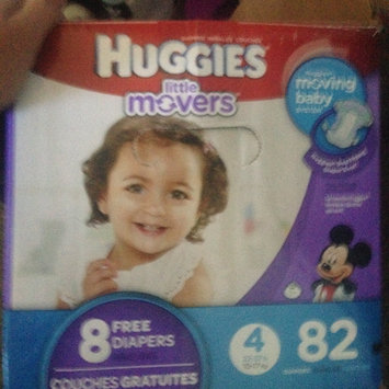 Photo of Huggies® Little Movers Diapers uploaded by Kelly L.