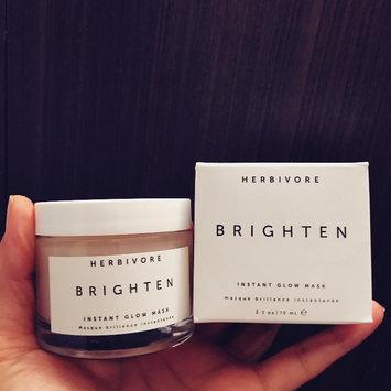 Photo of Herbivore Brighten Pineapple Enzyme + Gemstone Instant Glow Mask 2 oz uploaded by Deborah S.