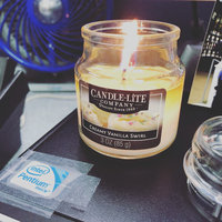 Candle lite Creamy Vanilla Swirl Scented Votive Candle uploaded by Lesley C.