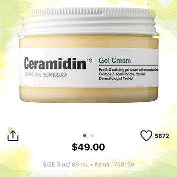 Photo of Dr. Jart+ Ceramidin Gel-Cream 3 oz uploaded by Krysten W.
