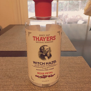 Photo of Thayers Alcohol-Free Rose Petal Witch Hazel Toner uploaded by Tanya M.
