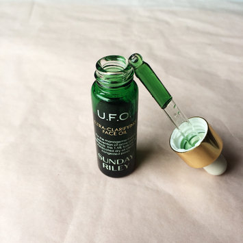 Photo of Sunday Riley U.F.O. Ultra-Clarifying Face Oil uploaded by Cristina C.