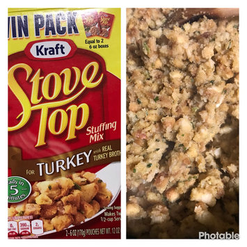 Photo of Kraft Stove Top Stuffing Mix Turkey Twin Pack - 2 CT uploaded by Barbara B.