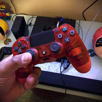 Sony - Dualshock 4 Wireless Controller For Playstation 4 - Magma Red uploaded by Stephen C.