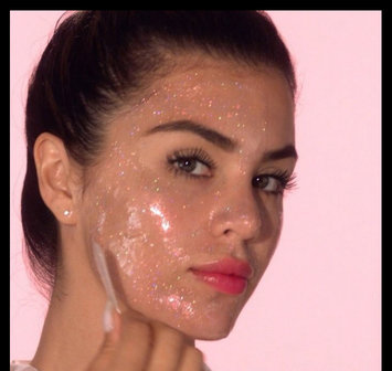 Photo of Too Faced Glow Job Radiance-Boosting Glitter Face Mask uploaded by Amber T.