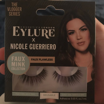 Photo of Eylure Luxe Faux Mink Gilded Lashes uploaded by Hilary M.