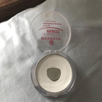 Photo of Essence All About Matt! Fixing Compact Powder uploaded by Sandee M.