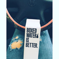 Boxed Water is Better uploaded by Amanda K.