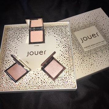 Photo of Jouer Cosmetics Powder Highlighter uploaded by Rebecca T.