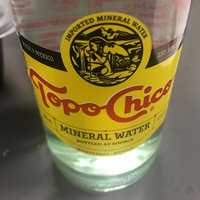 Topo Chico Mineral Water uploaded by Kathryn S.