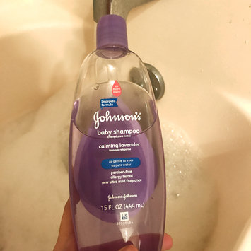 Photo of Johnson's Baby Shampoo Calming Lavender uploaded by Saveena D.