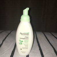 Aveeno Clear Complexion Foaming Cleanser uploaded by Abigail J.