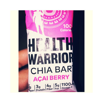 Photo of Health Warrior Chia Bar Acai Berry uploaded by George Ann S.