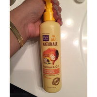 Dark and Lovely® Au Naturale Moisture L.O.C. Super Quench Leave-In Spray for All Hair Types 8.5 fl. oz. Bottle uploaded by Jessica E.
