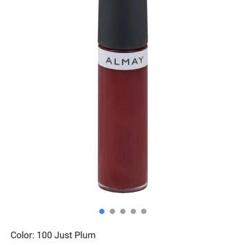 Photo of Almay Color + Care™ Liquid Lip Balm uploaded by Desirae Y.