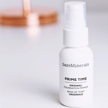 Photo of bareMinerals Prime Time® Foundation Primer uploaded by April L.