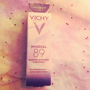 Photo of Vichy Mineral 89 Hyaluronic Acid Face Moisturizer uploaded by MrsStacyMichelle B.