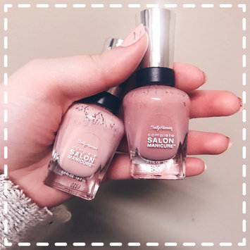 Photo of Sally Hansen® Complete Salon Manicure™ Nail Polish uploaded by Madeleine P.