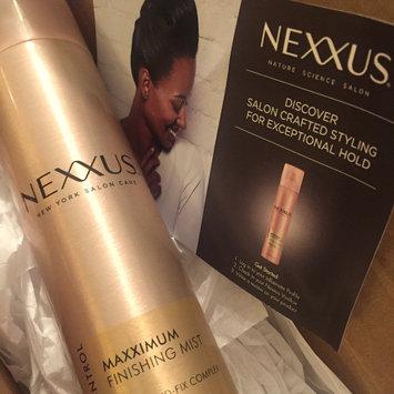 Photo of NEXXUS® MAXXIMUM FINISHING MIST uploaded by Samantha K.