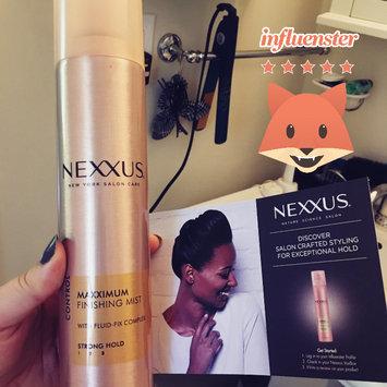 Photo of NEXXUS® MAXXIMUM FINISHING MIST uploaded by Jocelyn R.