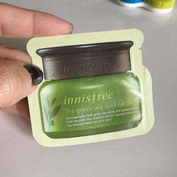 Photo of Innisfree - The Green Tea Seed Eye Cream 30ml uploaded by Anita A.