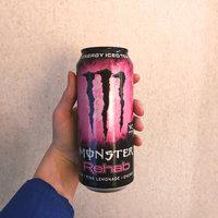 Monster Energy Monster Rehab Tea + Pink Lemonade Energy Drink uploaded by Amber M.