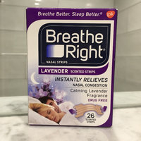 Breathe Right Lavender Scented Nasal Strips uploaded by Jen S.