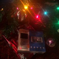 Ring - Wi-fi Smart Video Doorbell - Satin Nickel uploaded by Brittani L.