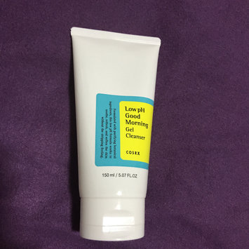 Photo of Cosrx Low pH Good Morning Gel Cleanser uploaded by Sandee M.