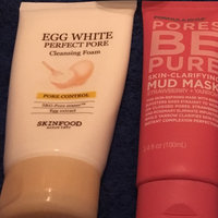 Skinfood - Egg White Perfect Pore Cleansing Foam 150ml Egg White Perfect Pore Cleansing Foam 150ml uploaded by Moonyalondon H.