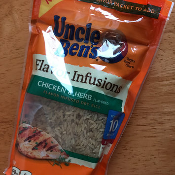 Photo of Uncle Ben's® Flavor Infusions Chicken & Herb uploaded by Echo S.