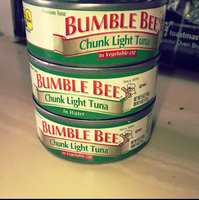 Bumble Bee Chunk Light Tuna in Vegetable Oil uploaded by Nicole T.