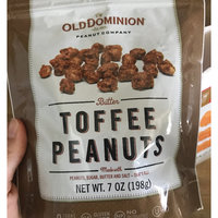 Old Dominion Traditional Butter Toffee Peanuts 3 OZ Box & uploaded by Jaime W.