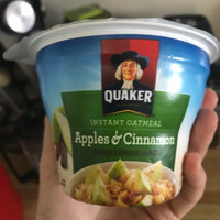 Quaker® Real Medleys Oatmeal Apple Walnut uploaded by Jaime W.